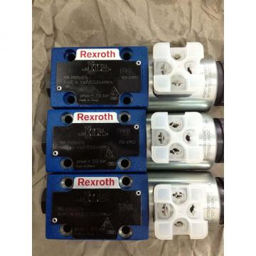 REXROTH 4WE 6 Q6X/EG24N9K4 R900561292 Directional spool valves