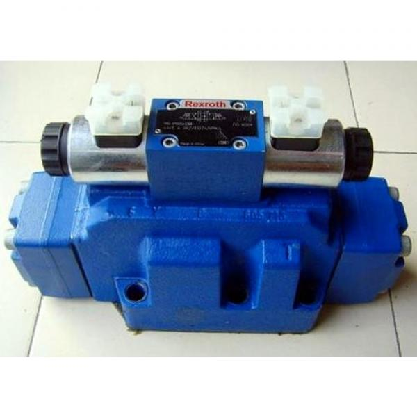 REXROTH 4WE 10 U3X/CG24N9K4 R900592655 Directional spool valves #1 image